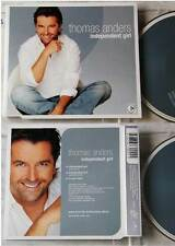 THOMAS ANDERS Independent Girl .. Rare 2003 Maxi CD TOP