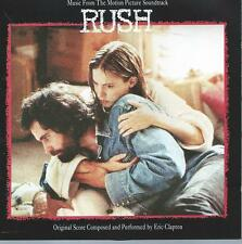 CD album ERIC CLAPTON - RUSH soundtrack DISC-COUNT SHOP