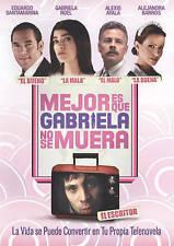 Mejor Es Que Gabriela No Se Muera (DVD, 2011)