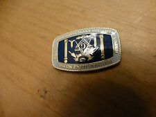 Free Mason Pin brothers lodge No 356 United F&AM 50th anniversary 2004 masonry