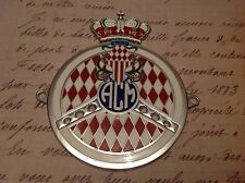 Automobile Club of Monaco car grille badge
