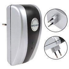 NuePower Electricity Saving Energy Saver Box Save 30% Device 90V-240V N4 EU Plug