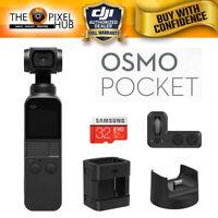 DJI Osmo Pocket Handheld Gimbal Up to 4K Camera with Osmo Pocket Expansion Kit