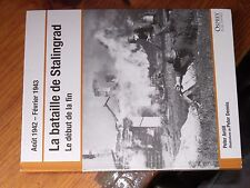$$$ Livre Osprey 08/1942-02/1943 La bataille de StalingradLe debut de la fin