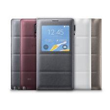 Original Samsung S-View Flip Cover Case for Samsung Galaxy Note 4 -%