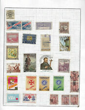 #COLOMBIA-COLLECTION OLDER ON PAGES-MANY BETTER-MINT-USED-F-VF---#A25