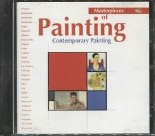 Masterpieces of Painting - Contemporary Painting CD ROM