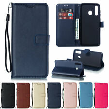 For Samsung A20e A30 A40 A50 A70 A80 Flip Leather Wallet Slot Stand Case Cover
