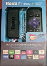 Roku Express+ Plus 3710X | HD Streaming Media Player