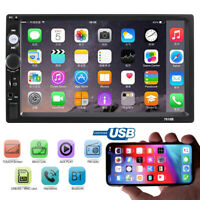 """7"""" Inch Car Stereo Radio HD Mp5 Player Touch Screen Bluetooth Radio 2Din In-Dash"""