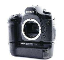 EX+5 Canon EOS 5D 12.8MP Digital SLR Full-Frame w/Battery Grip BG-E4 From JAPAN