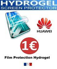 Hydrogel Film Protection écran pour Huawei P20/30/40 Lite/Pro/P smart 2019/Honor