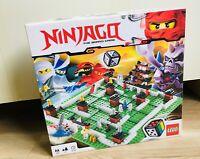 LEGO - NINJAGO - The Board Game - 3856 - Opened Box!
