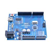 Nice UNO R3 ATmega328P CH340 Mini USB Board CH340G for Compatible