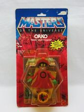 MOTU,Vintage,ORKO,Masters of the Universe,MOC,carded,Sealed,figure, He-Man