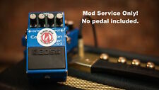 Modify your Boss Cs-3 Compressor Sustainer (No Pedal) Effects Alchem 00006000 y Audio Mod
