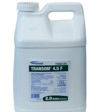 Transom 4.5 F Fungicide 2.5 Gallon