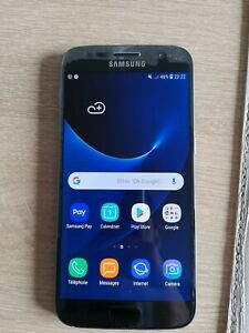 Smartphone Samsung Galaxy S7 - 32 Go - Noir Onyx