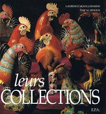 Leurs collections par laurence Mouillefarine & Pascal Hinous