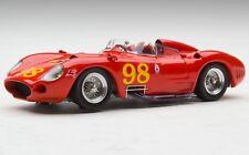 Vintage Bang 1:43 | 1957 Maserati 450S | Carroll Shelby | Riverside | # BNG07274