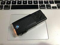 ✅ OEM BMW glove box rechargable flashlight