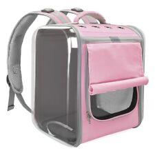 Pet Cat Carrier Backpack Breathable Travel Outdoor Shoulder Bag For Small Cat