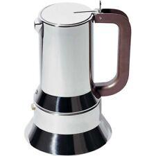 Alessi Espresso Coffee Maker 3 Cups 9090/3 by Richard Sapper