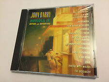 MOVIOLA II: ACTION AND ADVENTURE (John Barry) OOP 1995 Score Soundtrack OST CD