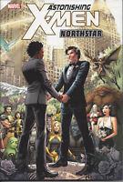 Astonishing X-Men Northstar HC (2012 Marvel) OOP SEALED NM