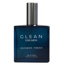 Clean Shower Fresh by Clean 2.14 oz EDT Cologne for Men Brand New Tester