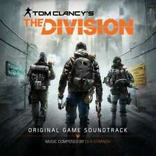 Ola Strandh - Tom Clancy's The Division: Original Game Soundtrack NEW CD