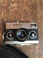 Rollei 35 piccoli telecamera immagine con Tessar 3,5/40 mm obiettivo