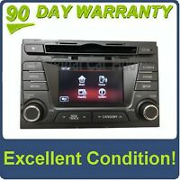 2011 - 2013 Kia Optima OEM UVO AM FM MP3 SAT HD Radio Jukebox DARK GREY