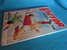 VICTOR for BOYS - Annual - Year 1990 - UK Annual.   Super Sammy   HERE in MELB