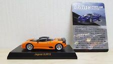 1/64 Kyosho JAGUAR XJR15 XJR-15 ORANGE diecast car model