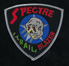 AC-130 SPECTRE GUNSHIP SPOOKY II US AIR FORCE PATCH SKULL PILOT CREW SPECIAL OPS