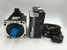 Delta 1KW 3.18Nm AC Servo Motor Drive Kit ASD-B2-1021-B+ECMA-C21010RS Shaft 22mm