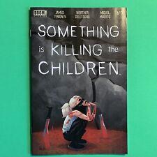 Something Is Killing The Children #7 Boom! 1st Print Studios James Tynion IV