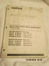 Cat Lift Truck Service Manual Chassis Mast MicroCommand Optional Controller OEM