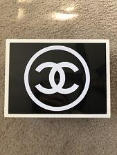Chanel Vip Gift Organizer Jewelry box Home Decor Coffee Table Lacquered Box