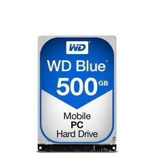 Western Digital WD5000LPCX Blue PC Mobile 500GB Serial ATA III disco duro int...