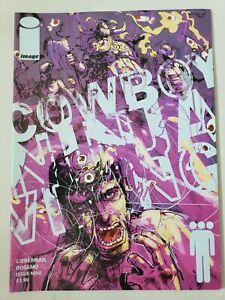 COWBOY NINJA VIKING #9 (2010) IMAGE COMICS 1ST PRINT! RED HOT! CHRIS PRATT MOVIE