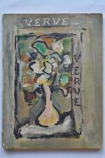 Matisse - Georges Rouault - Verve n°4 - Artistic and literary Quarterly - 1939