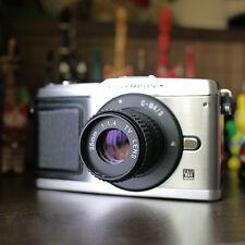 25mm f/1.4 CCTV C Lens for Micro 4/3 Olympus Panasonic E-P3 E-PL3 GF3 G1 G2 GH2