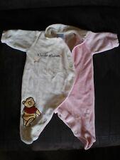 pyjama winnie l'ourson 1 mois