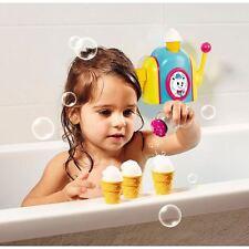 Tomy mousse cône factory baby bain baignoire jouet activité crème glacée maker bathtime fun
