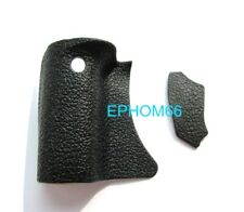 A Set of Main Front Right Rubber and Back Rear Grip Rubber For Canon EOS 550D