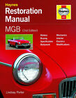 MGB - Restaurations-Handbuch restoration manual (Restauration MG B) Buch book
