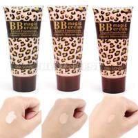 Leopard 3Types Smooth Moisturizing Liquid Foundation Blemish Magic BB Cream 40ml