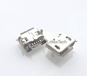 Micro Usb DC Charging Socket Port Connector For  TomTom G5000 4FL50